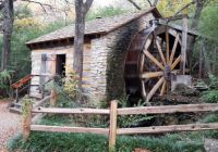 Old Grist Mill - Fort Worth, Texas...