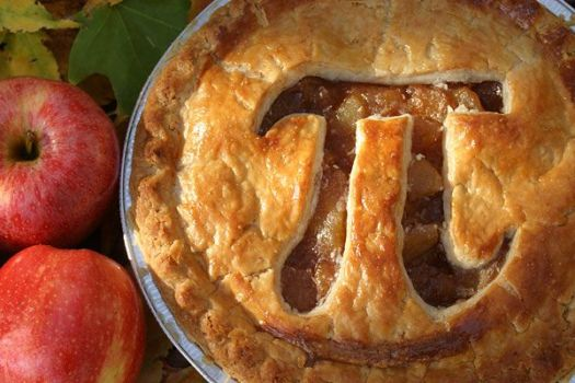 Tomorrow is Pi Day