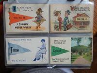 Some of my Toledo postcards