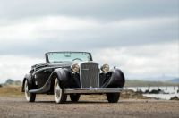 1938 Maybach SW38 Roadster by Spohn - Front