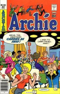 Archie: Disco Dancing