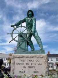 Gloucester Fishermen Memorial