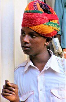 The Multicoloured Turban