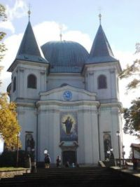Basilica of the Assumption of the Blessed Virgin Mary ( Holy Caves )