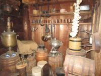 Fort Ross Kitchen