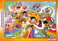 One Piece Chinese Zodiac