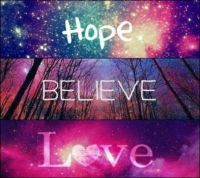 Love - Believe - Hope