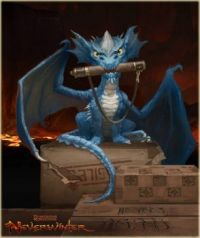 Neverwinter Mail Dragon (Ex. Large)