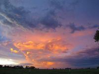 Rural sky