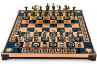 Unusual chess sets - Mount Olympus