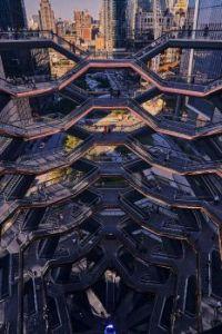 Hi Rise building,New York City  5827