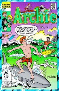 Archie #392 Summer Fun