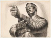 Preacher (1952) ~ Charles W. White