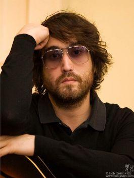 Sean Lennon 45 today