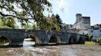 Bourdeilles, Dordogne, France