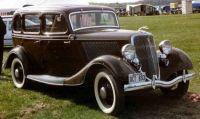 1934 Ford Model 40 730 De Luxe