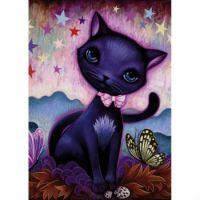 Heye Black Kitty Jigsaw 1000