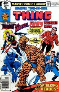 Marvel 2 in 1 40
