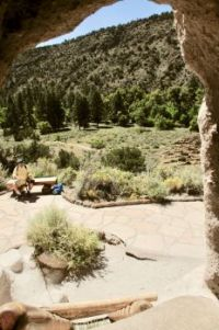 Bandelier National Monument - New Mexico