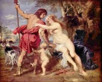 Rubens: Venus and Adonis
