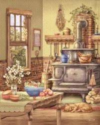 OLD TIME KITCHEN
