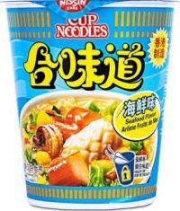 Nissin Seafood Flavour Cup Noodle (合味道 海鮮味 杯麵)