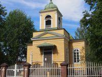 Church in Savonlinna