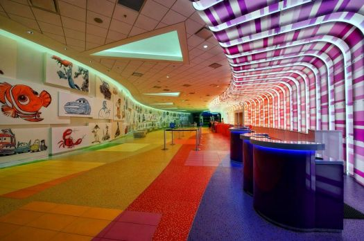 Disney's Art of Animation Resort- Ride the Color Wave, by Express Monorail on flickr