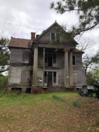 ..old house