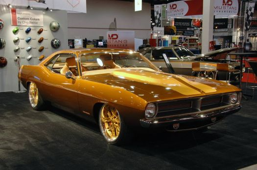 1970 Barracud by Chip Foose