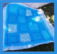 Turquoise Quilt