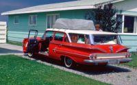 1960 Chevrolet Station Wagon