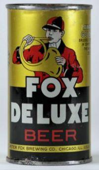 Fox Deluxe Beer - Lilek #298