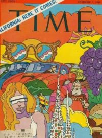 Time Magazine Cover - 1969