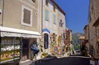Gourdon, Provence, France