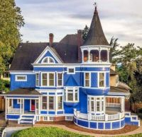 Victorian Queen Anne Mansion Portland OR