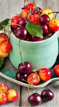 ♫♪ Life is Just a Cup of Cherries ♪♫