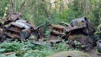 Ivans junkyard, Bastnäs