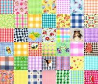 #PATCHWORK GINGHAM 7