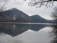 Dodd Over Bassenthwaite Lake. Lake District, UK