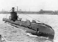 Royal Navy Submarine HMS Saracen