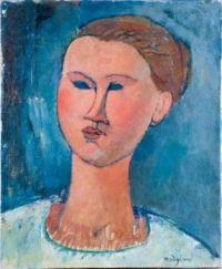SMUG MUG   A Modigliani