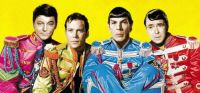 Star Trek meets The Beatles