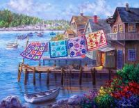 Nicky Boehme painting