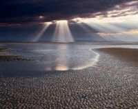 Findhorn Beach, Scotland