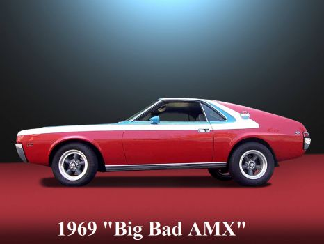 "1969 ""Big Bad AMX"""
