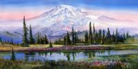Mount Rainier Flowers