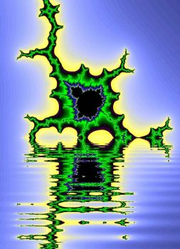Mandelbrot Reflection