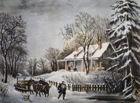 Currier & Ives 1