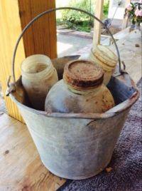 Family farm memorabilia